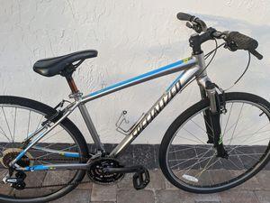 Specialized crosstrail bike road or trail bicycle man men aluminium men's for Sale in Orlando, FL