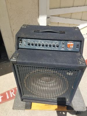 SWR Amplifier bass combo for Sale in Vista, CA