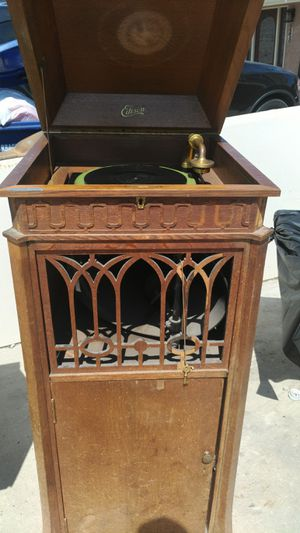 Edison Record Player for Sale in Nipomo, CA
