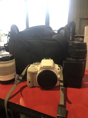 Canon rebel eos sl1 for Sale in Oak Creek, WI