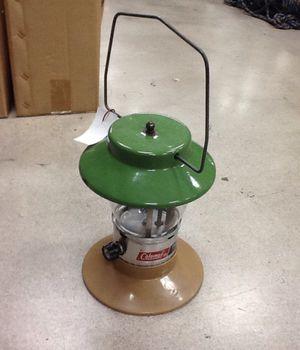 Coleman Vintage Propane Lantern for Sale in Phoenix, AZ