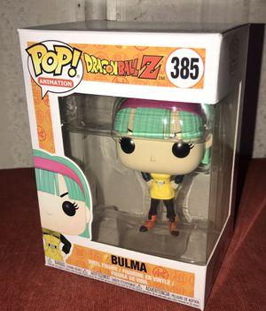 Funko POP Dragon Ball Z Bulma for Sale in Fort Bliss, TX