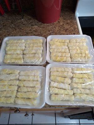 Deditos o tequeños de queso for Sale in Hialeah, FL