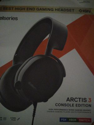 Steel series Arctic 3 STILL IN BOX for Sale in Fort Worth, TX