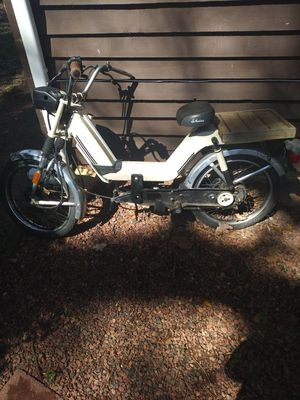 Motor plus bike for Sale in Stone Mountain, GA