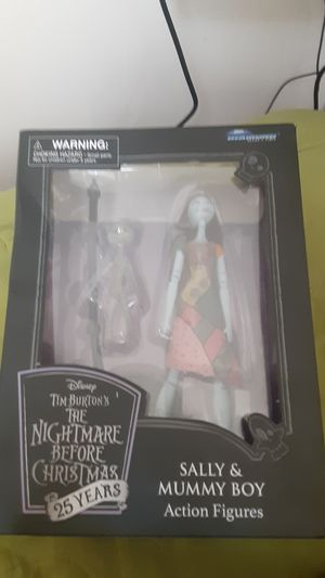 Nightmare before christmas collectable for Sale in Philadelphia, PA
