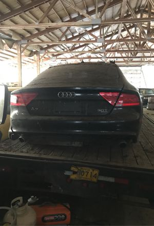 Audi A 7 parts car for Sale in Oregon City, OR