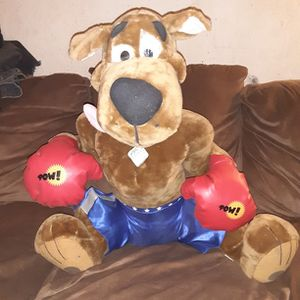 Toy Network 2ft Tall Boxer Scooby Doo Stuffed Animal for Sale in Los Lunas, NM