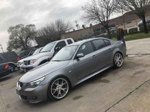 2008 Bmw 550 i m3 sport!!!! for Sale in Freeland, MI