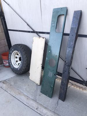 Jeep CJ5 parts for Sale in Rancho Cucamonga, CA