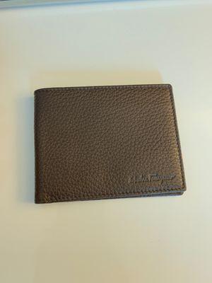 Salvatore ferragamo wallet for Sale in San Francisco, CA