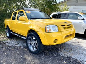 2001 Nissan Frontier Crewcab for Sale in Clearwater, FL