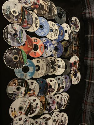 50 video games untested / nonworking for Sale in Fallbrook, CA