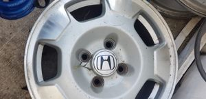 Rims zize 14 for hond civic 1990 and 2005 working perfect for Sale in Ocean Pines, MD