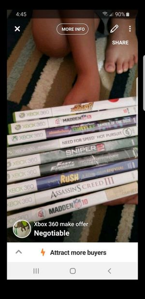 Xbox 360 games for Sale in Raleigh, NC