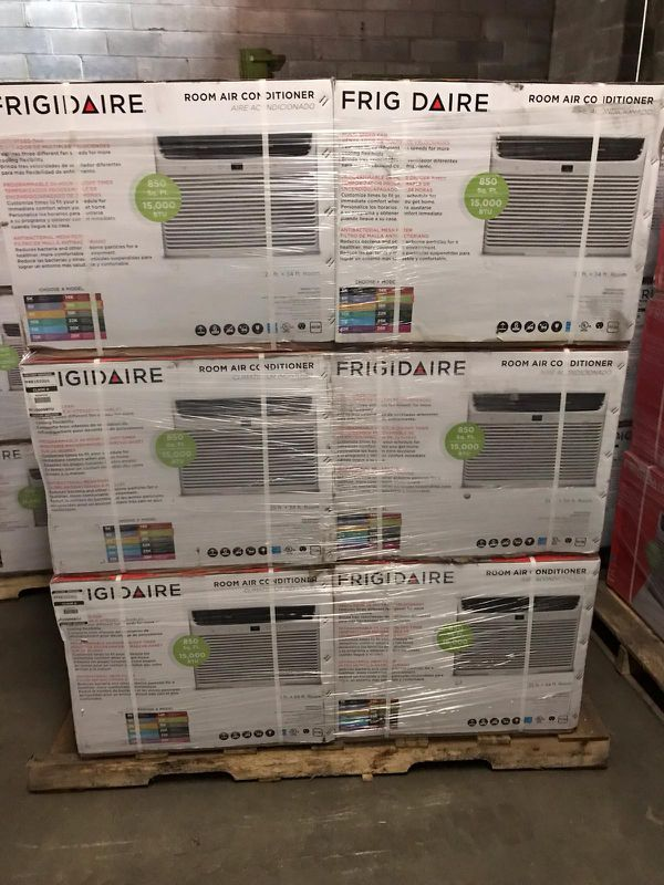 AC's AC's & More AC's .. Portable AC's, Window AC's, Wifi AC's, And More AC's .. Delivery & Installation Available !!