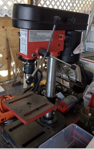 Drill Press 5 Speed Model ZJ4113 for Sale in Pataskala, OH