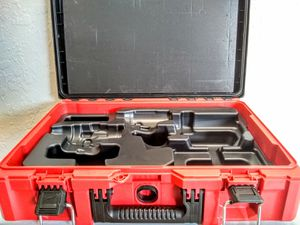 NEW Milwaukee Packout Case with M12 Drill / Driver Insert for Sale in Virginia Beach, VA