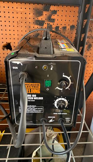 Welder Chicago electric mig 180 for Sale in Huntington Beach, CA