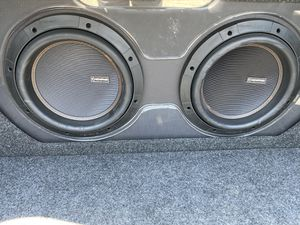 Memphis M6 Subwoofers for Sale in Waterford, CA