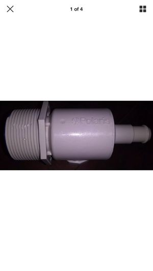 Lot of 2 Polaris 9-100-9001 Pool Cleaner Wall Fitting Connector for Sale in San Diego, CA