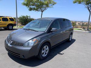 2008 Nissan Quest Minivan for Sale in Chula Vista, CA
