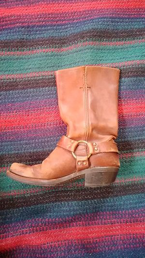Frye Harness Boots - Women's 8.5 - Square Toe for Sale in Portland, OR
