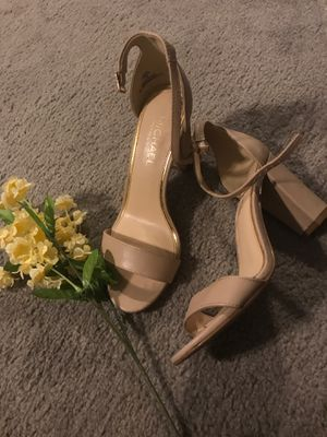 3 inch Michael Shannon heels on sale!! Size 7.5 for Sale in Norco, CA