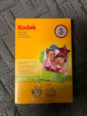 Kodak photo Paper 4 x 6 never opened for Sale in Surprise, AZ