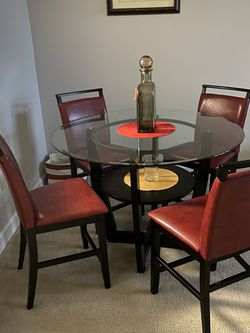 Kitchen Table W/ 4 Chairs for Sale in Rockville,  MD