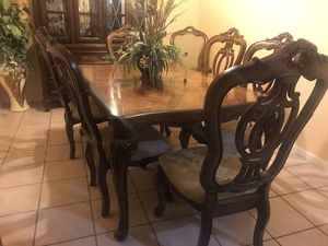 Dinner table Set for Sale in North Lauderdale, FL