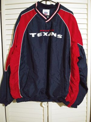 NFL Texans Pullover Size XXL for Sale in Houston, TX
