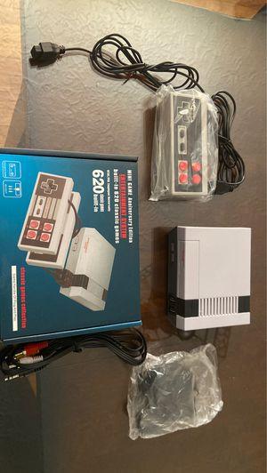 Retro mini game , 620 built in arcade games 🕹 mini Nintendo edition for Sale in Hollywood, FL