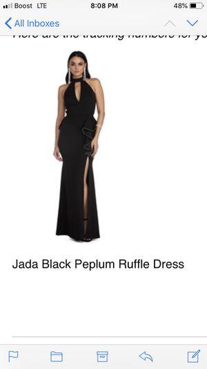 Black Windsor black halter top Prom dress for Sale in Alexandria, VA