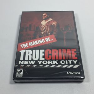 The Making of TRUE CRIME NYC DVD SEALED for Sale in Teaneck, NJ