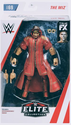 "New WWE Elite Collection ""The Miz"" Action Figure. for Sale in Apopka, FL"