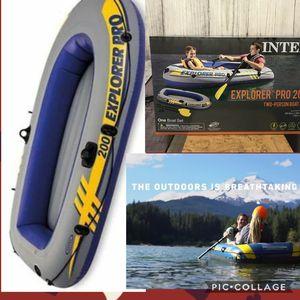 Inflatable boat pro for Sale in Pico Rivera, CA