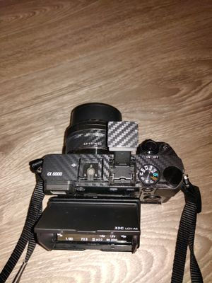 Sony a6000 for Sale in Atlanta, GA