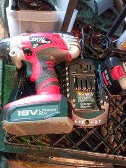 Skill X Drive 18v for Sale in Cashmere,  WA