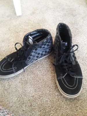 Mens van checkboard size 11.5 for Sale in Henderson, NV