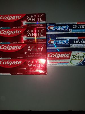 Toothpaste for Sale in Las Vegas, NV