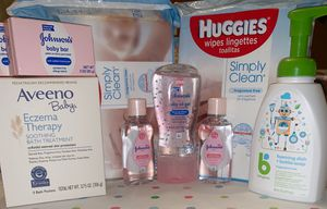 Huggies Baby Bundle for Sale in Gaithersburg, MD