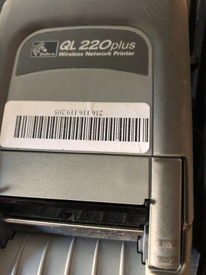Zebra. Gl 220 plus printers. 20 units for Sale in Laguna Niguel, CA