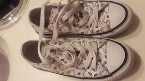Converse !!hello kitty!!🐈 for Sale in Houston, TX