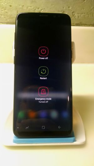 Galaxy S8 64gb (NOT A PLUS) VERIZON Unlocked Excellent Grey Tmobile Att Sprint MetroPcs Cricket Boost Ultra/Simple Mexico Central America Europe Asia for Sale in Crete, IL