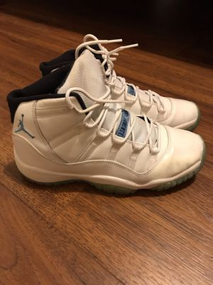 Nike Air Jordan 11 XI Legend Blue Sz 7Y 2014 Retro White for Sale in Atlanta, GA