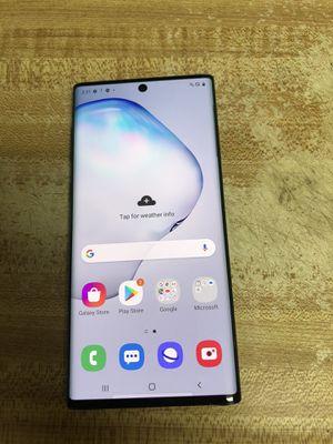 Samsung Galaxy note 10 for Sale in Phoenix, AZ