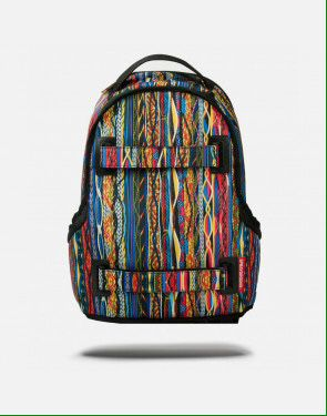 Sprayground New Livest One Skate Multi-Color Backpack for Sale in Baltimore, MD