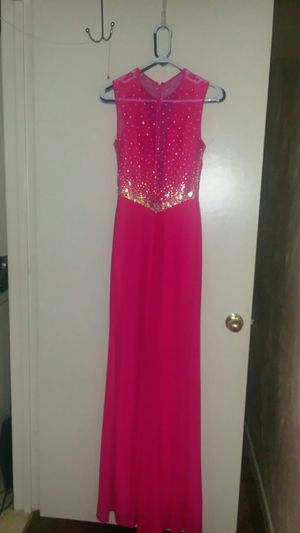 Hot Pink Prom Dress ! for Sale in Staunton, VA
