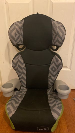 Even Flo booster car seat for Sale in Columbia, SC